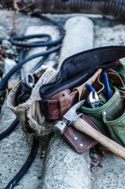 Tools and toolbelt
