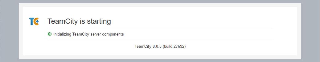 TeamCity Creating Database