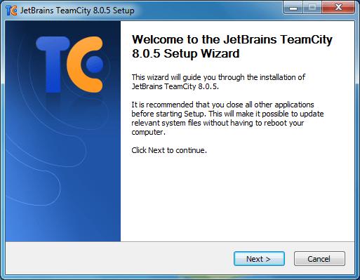 TeamCity Installer